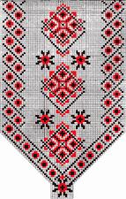 схема выкройка для вышивания женской сорочки